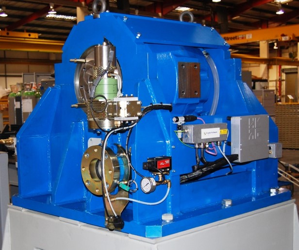 Froude High Speed Hydraulic Dyno