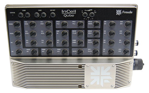 Froude Incell data acquisition